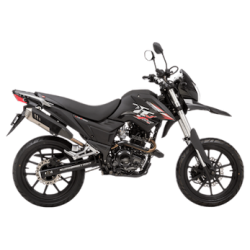 Rent now Akt TTX 200 Supermotard